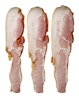 Three Slices Of Bacon