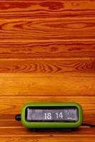 Seventies Style Retro Alarm Clock