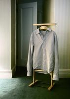 shirt on hanger