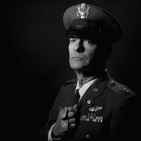 Air Force Captain Ron Kanter served in Vietnam POW Model Rel