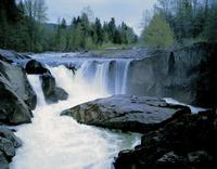 Canada River rescue