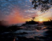 Zambia Victoria fall