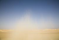 Sand Cloud In The Sahara Desert 20055015228| 写真素材・ストックフォト・画像・イラスト素材|アマナイメージズ
