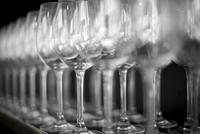 wines glasses