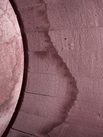 wine stained French oak 20055016625  写真素材・ストックフォト・画像・イラスト素材 アマナイメージズ