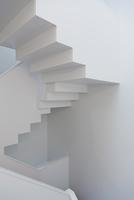 Stairs in Manhattan, West Village Townhouse 20055016784| 写真素材・ストックフォト・画像・イラスト素材|アマナイメージズ
