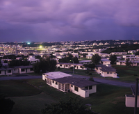 Family Housing At Us Marine Corps Camp Foster On Okinawa.