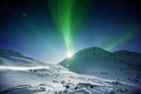 northern lights phenomenon