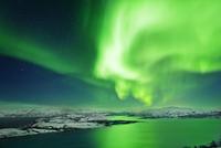 northern lights phenomenon 20055021640| 写真素材・ストックフォト・画像・イラスト素材|アマナイメージズ