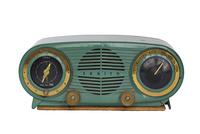 1954 Zenith radio 20055024692| 写真素材・ストックフォト・画像・イラスト素材|アマナイメージズ