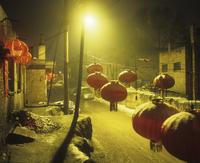 Lunar New Year decorations 20055024799| 写真素材・ストックフォト・画像・イラスト素材|アマナイメージズ