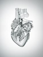 Heart made of glass 20055032720| 写真素材・ストックフォト・画像・イラスト素材|アマナイメージズ
