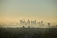 Skyline, Los Angeles, California, USA