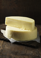 Close up of Duddleswell cheese