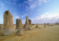 Pinnacles Desert, Nambung National Park, Perth, Australia