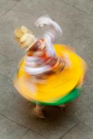 "Dancer performing in the Paro """"Tsechu"""" or annual religious Bhutanese festival, Paro, Bhutan 20056008690| 写真素材・ストックフォト・画像・イラスト素材|アマナイメージズ"