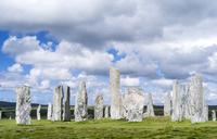 カラニッシュの巨石群 20057001284| 写真素材・ストックフォト・画像・イラスト素材|アマナイメージズ