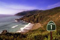 カリフォルニア州 ビッグ・サー