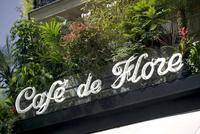 パリのカフェ・ド・フロール 外観