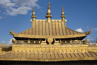 ジョカン寺・チベット自治区 20057001431| 写真素材・ストックフォト・画像・イラスト素材|アマナイメージズ