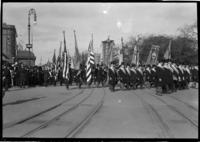 Marching/Tammany/Hudson-Fulton Celebration