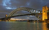 Harbour Bridge, Sydney, New South Wales, Australia, Pacific