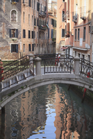 A quiet canal, Venice, UNESCO World Heritage Site, Veneto, Italy, Europe