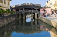 Japanese covered bridge, Hoi An, UNESCO World Heritage Site, Vietnam, Indochina, Southeast Asia, Asia