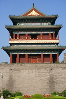 The Qian Men Gate in Beijing, China, Asia