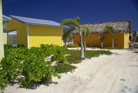 Fort San Salvador, Half Moon Cay, Bahamas, West Indies, Central America