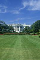 The White House, Washington D.C., United States of America, North America 20062003098| 写真素材・ストックフォト・画像・イラスト素材|アマナイメージズ