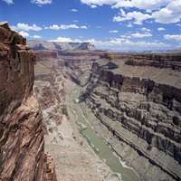 West Rim, Grand Canyon, UNESCO World Heritage Site, Arizona, United States of America (U.S.A.), North America