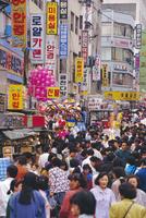 South Gate Market, Seoul City, South Korea, Asia