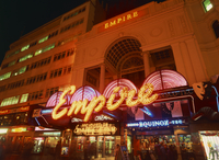 The Empire multi screen cinema, Leicester Square, London, England, United Kingdom, Europe