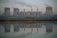 Thermal power station, Sabarmati, Ahmedabad, Gujarat, India, Asia