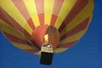 Hot air balloon, Kenya, East Africa, Africa 20062005720| 写真素材・ストックフォト・画像・イラスト素材|アマナイメージズ