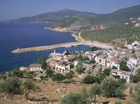 Kalkan, resort, Anatolia, Turkey, Asia Minor