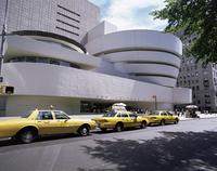 Guggenheim Museum on 5th Avenue, New York City, New York State, United States of America, North America