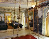 Lake Palace Hotel, Udaipur, Rajasthan, India, Asia 20062010679| 写真素材・ストックフォト・画像・イラスト素材|アマナイメージズ