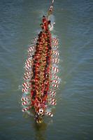 Boat racing, Nan, Thailand, Southeast Asia, Asia 20062010753| 写真素材・ストックフォト・画像・イラスト素材|アマナイメージズ