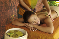 Hot cactus body glow, Nurture Spa, Tagaytay, Philippines, Southeast Asia, Asia