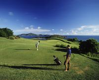 Golf, Whitsunday Islands, Queensland, Australia, Pacific 20062010916| 写真素材・ストックフォト・画像・イラスト素材|アマナイメージズ
