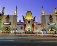 Graumann's Chinese Theater, Los Angeles, California, USA, North America
