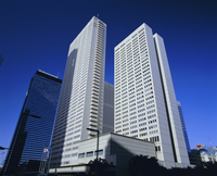 Skyscrapers in Shinjuku district, Tokyo, Japan, Asia 20062011700| 写真素材・ストックフォト・画像・イラスト素材|アマナイメージズ