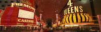 Fremont Street, Downtown, Las Vegas, Nevada, United States of America, North America 20062012931| 写真素材・ストックフォト・画像・イラスト素材|アマナイメージズ