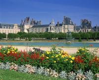 Chateau de Fontainebleau, UNESCO World Heritage Site, Seine et Marne, Ile de France, France, Europe 20062013022| 写真素材・ストックフォト・画像・イラスト素材|アマナイメージズ