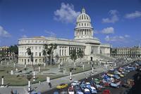 Capitolio Nacional building (Capitol), Centro Havana, Havana, Cuba, West Indies, Central America 20062013109| 写真素材・ストックフォト・画像・イラスト素材|アマナイメージズ