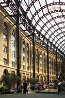 Hays Galleria shopping centre, Southwark, London, England, United Kingdom, Europe 20062013451| 写真素材・ストックフォト・画像・イラスト素材|アマナイメージズ