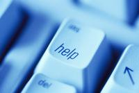 Help button on computer keyboard 20062015518| 写真素材・ストックフォト・画像・イラスト素材|アマナイメージズ