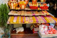 Street stall, Guangzhou (Canton), Guangdong, China, Asia 20062017695| 写真素材・ストックフォト・画像・イラスト素材|アマナイメージズ